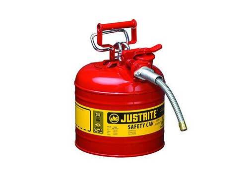 Safety Can - 2 Gallon w. Spout