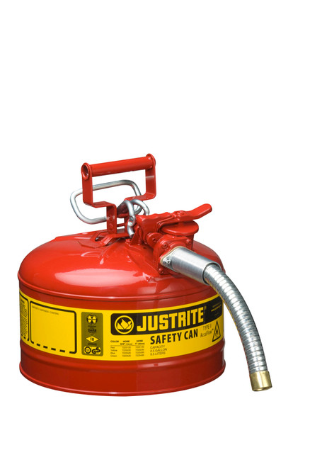 Safety Can - 2-1/2 Gallon w. Spout