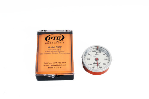 Railroad Thermometer -550FRR