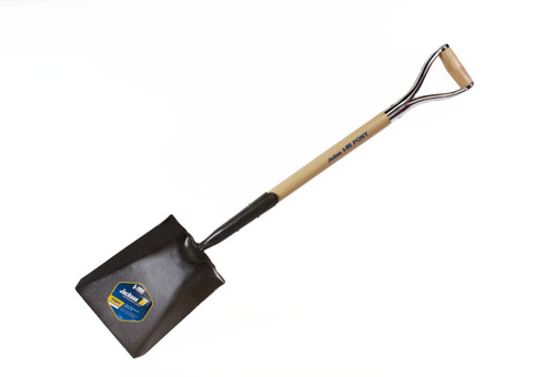 Square Point Track Shovel