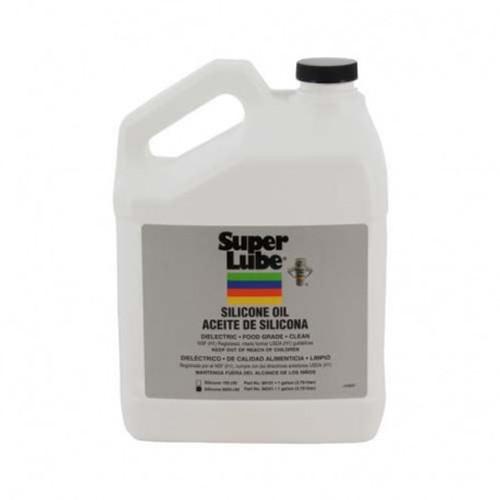 1 Gallon Bottle of Silicon Oil