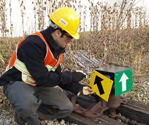 Switch cube indicator