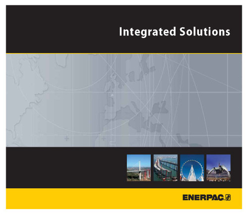Enerpac Integrated Solutions Catalog