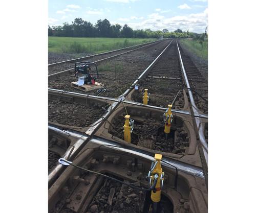 Railroad Diamond Lifting Device