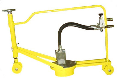 Surfacing Guide Grinder - Hydraulic
