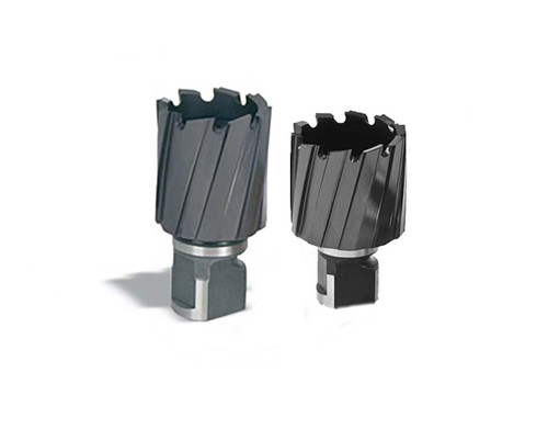 Twister annular rail drill bits - 1-1/4""