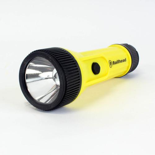 2-D Cell Flashlight