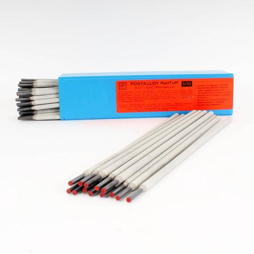 """Welding Wire - Flux-Coated Electrode - Rail TUFF - 5/32"""""""