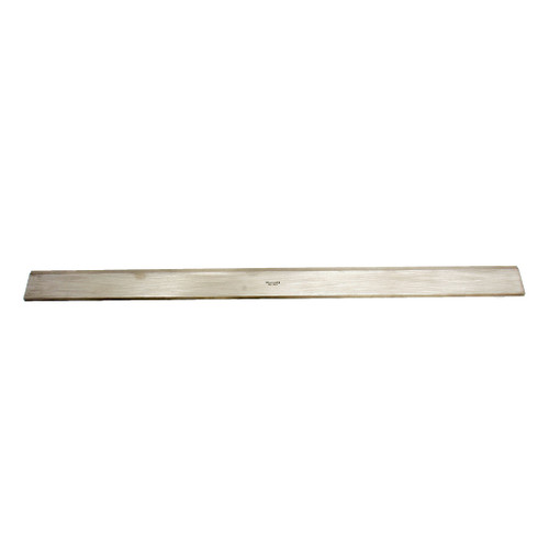 Beveled Straight Edge - 18""