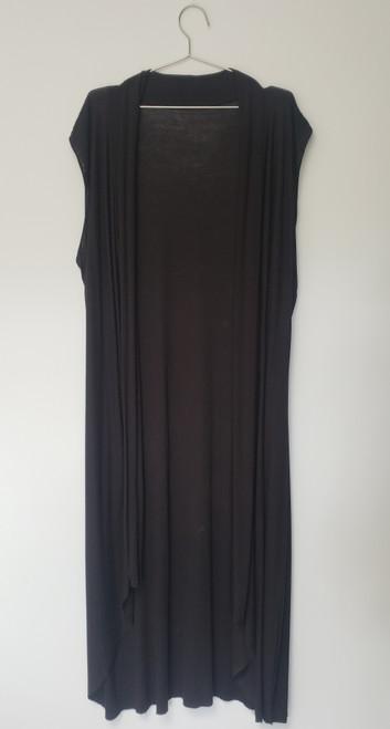 Gilet Long Vest Dress