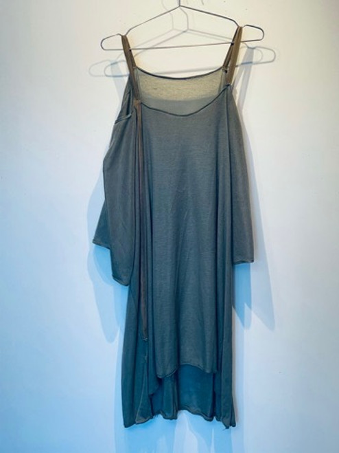 Epaule Dress