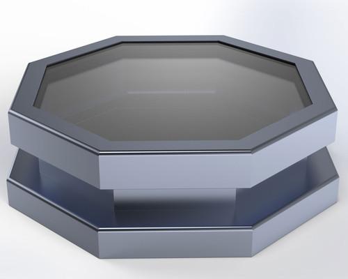 Custom Octagon Skylight