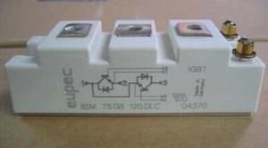 BSM75GB120DLC Eupec 170A, 1200V, N-CHANNEL IGBT (1 PER)