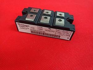 DDB6U205N16L Eupec Discrete Semiconductor Modules 1600V 205A UN-CNTL (1 PER)
