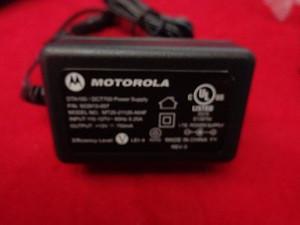 DTA100 / DCT700 Power Supply Motorola Input 110-127V 60HZ 0.25A OutPut +12V 750m