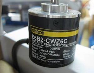 E6B2-CWZ6C Omron Rotary Incremental Flat 0.98mN-m Right Angle Digital (1 PER)