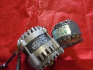 FDR-0405ARS Nidec Motor 115V 50/60 Hz 2.MFD With Extra Core