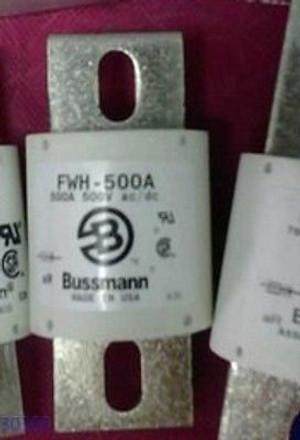 FWH-500A Cooper Bussmann Cartridge Fuses 500VAC .5A High Speed Fuse (1 PER)