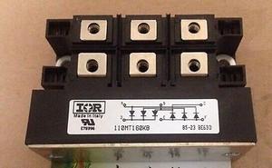 110MT160KB Diode Rectifier Bridge Single 1.6KV 110A 6-Pin INT-A-PAK (1 PER)
