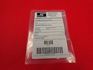 130-0031-000 Sabritec #8COAX Sealing Plug (25 PER)