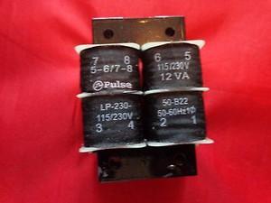 LP230-50B22 Power Transformers LOW PROFILE PC MOUNT XFMR (1 pER)