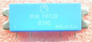 MHL19338 Motorola 1900-2000 MHz 4.0 W 28 V 30 dB PCS Band RF Linear LDMOS(1 PER)