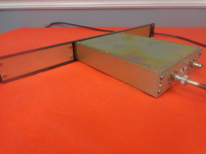 Microwave Radio 807480-3 Video Lp Filter Unit / Low Pass Filter