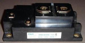 1MBI400N-120 IGBT Module. 1200V / 400A 1 in one-package FUJI