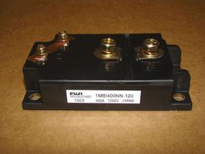1MBI400NN-120 Fuji 400A, 1200V, N-CHANNEL IGBT (1 PER)