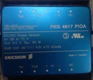 PKG4617PIOA Ericcson 1-OUTPUT 60W DC-DC REG PWR SUPPLY MODULE (1 PER)