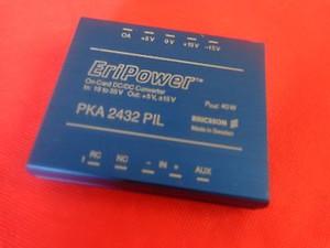PKA2432PIL Ericsson Microelectronics, V(in): -0.5 to 36V; 25-40W DC/DC