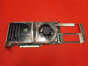 QuadroFX 4600 JP111 768MB Dual DVI Video Card Dell nVidia (LAST ONE)
