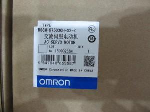 R88M-K75030H-S2-Z OMRON SERVOMOTOR 3000 RPM 230VAC (1 PER)