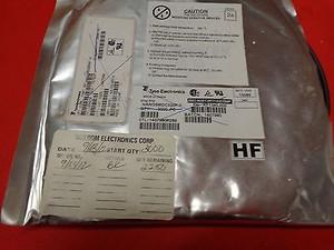 RF1345-000 TE PTC Resettable Fuse 0.2A hold 0.42A 24VDC (100 PER) NanOSMDC020F-2