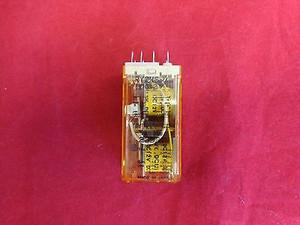 RY2KS-UDC12V Relay DPDT 3A 12VDC 120Ohm Socket (1 per)