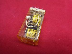 RY2KS-UAC24V Electromechanical Relay DPDT 3A 24VAC 132Ohm Socket (1 PER)