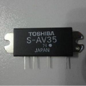 S-AV35 Toshiba 154MHz - 162MHz RF/MICROWAVE NARROW BAND (1 PER)