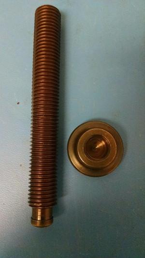 SGTS16-125 Misumi Grub Screw Sets -with Thrust Point (1 PER)