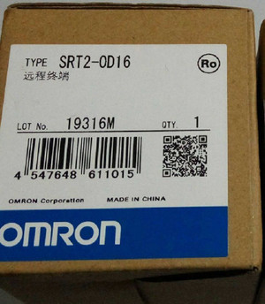 SRT2-OD16 OMRON OUTPUT MODULE 16 SOLID ST 24VDC (1 PER)