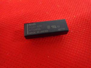 TQ4-12V Panasonic Low Signal Relays PCB 1A 12VDC 4PDT NON-LATCHING PCB (1 PER)