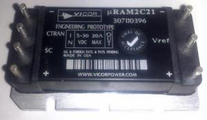 URAM2C21 Vicor 3 - 30 Vdc 20 A 7.5 W Ripple Attenuator Module (1 PER)