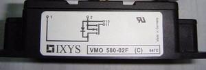 VMO580-02F IXYS 580A, 200V, 0.0038ohm, N-CHANNEL (1 Per)