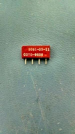 W174DIP-1 DC 5V 1P2T M/WET DIP (1 PER)