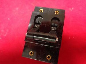 W92-X113-15 8-1393254-6 Circuit Breaker Magnetic Hydraul 2Pole 15A 277VAC(1 PER)