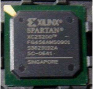 XC2S200-5FG456C FPGA SPARTAN-II 200K GATES 5292 CELLS 263MHZ 2.5V 456FBGA -