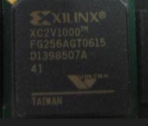 XC2V1000-4FG256I Xilinx Family 1M Gates 11520 Cells 650MHz 0.15um/0.12um (1 PER)