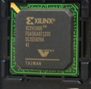 XC2V1000-4FG456I Xilinx IC FPGA VIRTEX-II 456FGBGA (1 PER)