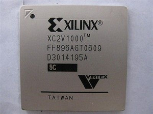 XC2V1000-5FF896C Xilinx IC FPGA 432 I/O 896FCBGA (1 PER)