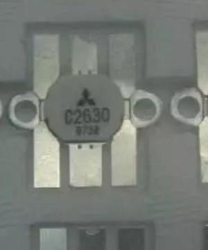 2SC2630 Mitsubishi VHF BAND, Si, NPN, RF POWER TRANSISTOR (1 PER)