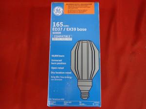 21259 GE LED HID Lamps LED165/M400/740 165W BULB ED37 / EX39 Base 4000K M155